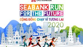 """SeABank khởi động giải chạy thường niên """"SeABank Run for The Future - Cộng đồng chạy vì tương lai 2020"""""""
