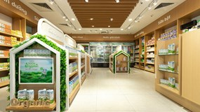 Vinamilk 8 năm liền là thương hiệu được chọn mua nhiều ở nông thôn và thành thị