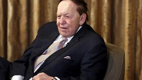 Sheldon Adelson: Tuổi thơ bán báo dạo mưu sinh tới ông trùm đế chế sòng bạc lớn nhất nước Mỹ