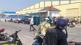 Doanh nghiệp nước ngoài giải thể sau Tết, công nhân tá hỏa