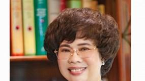 Top 5 nữ doanh nhân thành đạt nhất Việt Nam