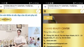 """Viện thẩm mỹ Chang Beauty: Thuê chung cư để hoạt động thẩm mỹ """"chui"""""""