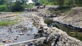 Dự án Khu du lịch nước nóng Trường Xuân bị yêu cầu thu hồi