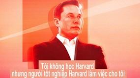 """Bị sa thải khỏi chính công ty mình sáng lập, đây là cách Elon Musk trở lại và lập nên kỳ tích: """"Tôi không học Harvard nhưng người tốt nghiệp Harvard làm việc cho tôi"""""""