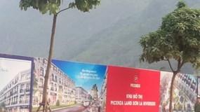 Sở Xây dựng Sơn La cảnh báo Dự án Picenza Riverside Sơn La chưa đủ điều kiện huy động vốn