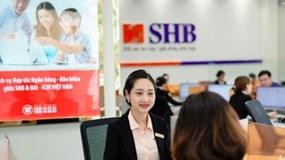 Ngân hàng SHB muốn chào bán gần 540 triệu cổ phiếu