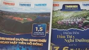 Lâm Đồng: Kiểm tra các dự án ma, khu đất phân lô bán nền theo kiểu Alibaba