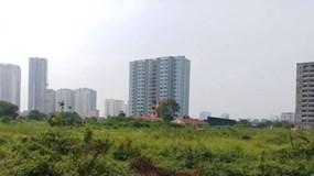 Hà Nội: Thêm 45 dự án ôm đất chậm triển khai