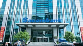 'Người nhà' loạt lãnh đạo Sacombank, Lienvietpostbank, Agribank bị xử phạt lĩnh vực chứng khoán