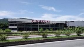 Hơn 45ha đất của Công ty TNHH MTV Ôtô Vinaxuki Thanh Hóa bị thu hồi