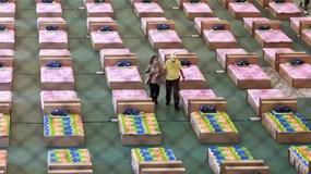 COVID-19 diễn biến xấu, Thái Lan xây bệnh viện dã chiến 1.800 giường ở sân bay