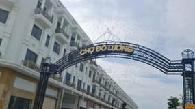 """Nghệ An: 3 doanh nghiệp """"nhảy"""" vào Dự án Khu đô thị Nam thị trấn Đô Lương gần 450 tỷ đồng"""