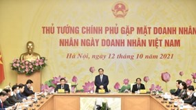 Thủ tướng gặp doanh nhân: Lãnh đạo nhiều Tập đoàn lớn kiến nghị hàng loạt vấn đề