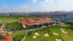 Biệt thự sân Golf Long Biên không có chức năng để ở