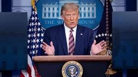 Tổng thống Trump ký sắc lệnh trấn áp Trung Quốc