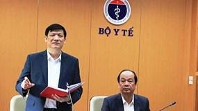 Bộ trưởng Nguyễn Thanh Long: Sẽ công khai tất cả các dịch vụ y tế