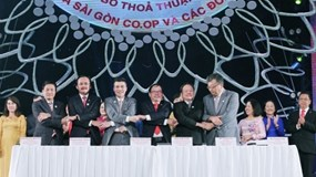 Thương hiệu SaiGon Co.op sau 30 năm - Vị thế và thách thức mang tên HDbank