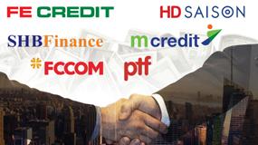Ngân hàng mẹ đang bơm bao nhiêu vốn cho FE Credit, HD Saison, Mcredit,...?