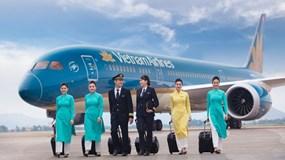 Sau vụ nam tiếp viên 'làm lây lan Covid-19', cổ phiếu Vietnam Airlines chìm trong biển đỏ