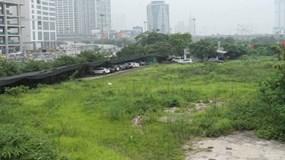 Tập đoàn Bảo Việt ôm đất vàng rồi bỏ hoang: UBNDTP Hà Nội cần thu hồi theo đúng luật
