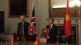 Hiệp định Thương mại tự do Việt Nam - Vương quốc Anh chính thức được ký kết
