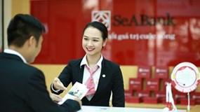 Seabank hoàn thành tăng vốn điều lệ lên gần 12.088 tỷ, được niêm yết hơn 1,2 tỷ cổ phiếu trên HOSE