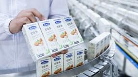 Vinamilk chào 2021 với lô sản phẩm sữa hạt và sữa đặc lớn nhất xuất khẩu đi Trung Quốc
