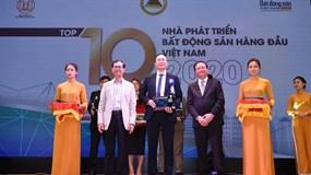 Văn Phú - Invest: Top 10 nhà phát triển bất động sản hàng đầu Việt Nam năm 2020