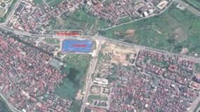 Dự án Eco Smart City Cổ Linh chưa có GPXD