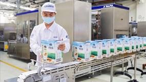 Vinamilk tiếp tục thuộc top 50 doanh nghiệp niêm yết tốt nhất 2021