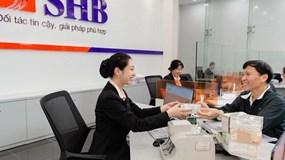 """Ủy ban Chứng khoán Nhà nước chấp thuận SHB tạm """"khóa"""" room ngoại ở mức 10%"""