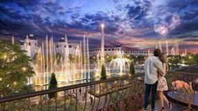 """Chuẩn mực sống hiện đại """"City in City"""" giữa lòng thành phố Thái Nguyên"""