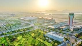 Kiến trúc của Sân bay khu vực hàng đầu thế giới 2020 có gì đặc biệt?
