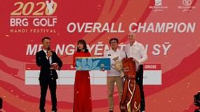 Giải BRG Golf HaNoi Festival 2020 với tình yêu thể thao