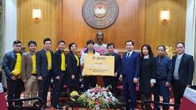 6 cầu thủ HAGL trích lợi nhuận kinh doanh cà phê Ông Bầu ủng hộ Miền Trung