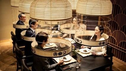 Chi hơn 4 triệu để ăn trong đèn lồng - bữa tối thời Covid-19