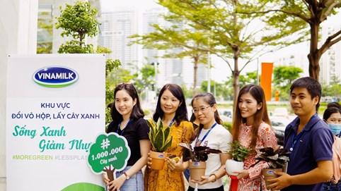 """Chiến dịch """"xanh"""" của cộng đồng khép lại, hành trình trồng cán mốc triệu cây xanh cho Việt Nam bắt đầu"""