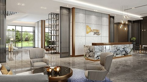 Giá bán căn hộ ngoại thành Hà Nội cao hơn nội thành, Gia Lâm đạt 1.900 USD/m2