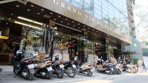 Hà Nội: Phát hiện một loạt vi phạm tại Cơ sở kinh doanh rượu Grand Vin De Bordeaux