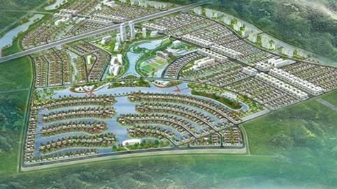 Siêu dự án 10.000 tỷ của đại gia kín tiếng Hà Thành bị điều chỉnh quy hoạch