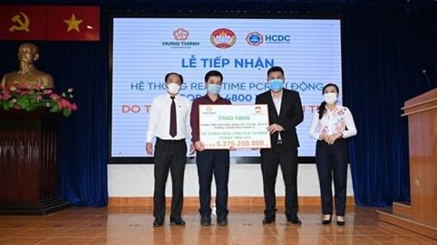 Tập đoàn Hưng Thịnh sẽ tiêm miễn phí hơn 14.000 liều vắc-xin Covid-19 cho cán bộ nhân viên và người thân