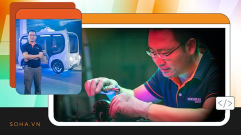 Chiếc xe tự lái Made in Vietnam đầu tiên: Sự điên rồ của những người không muốn sống một đời nhàm chán