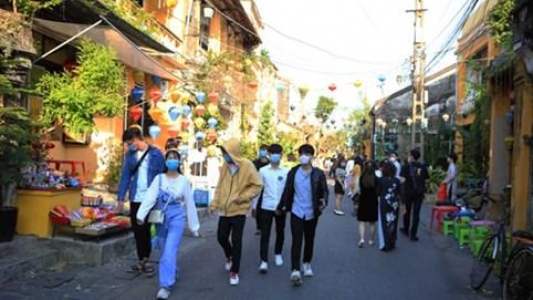 Quảng Nam: Tiếp tục giảm 50% phí tham quan phố cổ Hội An để kích cầu du lịch