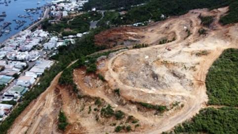 Dự án Haborizon Nha Trang sai phạm bất chấp, UBND tỉnh Khánh Hòa chỉ đạo khẩn