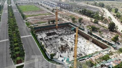 Sở Xây dựng sẽ kiểm tra Dự án An Lạc Green Symphony xây dựng không phép