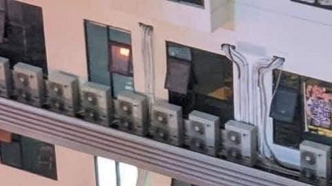 Nguyên nhân sập giàn cục nóng điều hòa tại chung cư của Geleximco