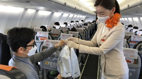 Hàn Quốc: Những chuyến bay không điểm đến chỉ để du khách... mua hàng miễn thuế