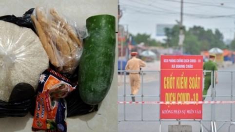 Cuộc sống của công nhân Bắc Giang đang mắc kẹt trong tâm dịch Covid-19