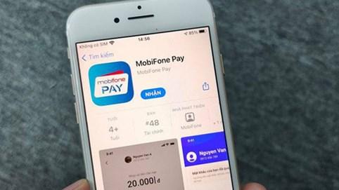 MobiFone ra mắt ví điện tử mới, chính thức tham gia sân chơi cùng Viettel, Zalo,...