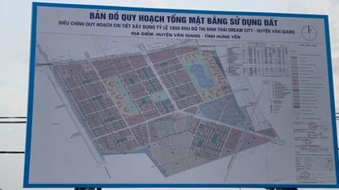 Hưng Yên: Giao cho Vinhomes hơn 314ha đất để thực hiện dự án Dream City